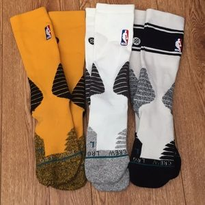 Stance x NBA crew socks